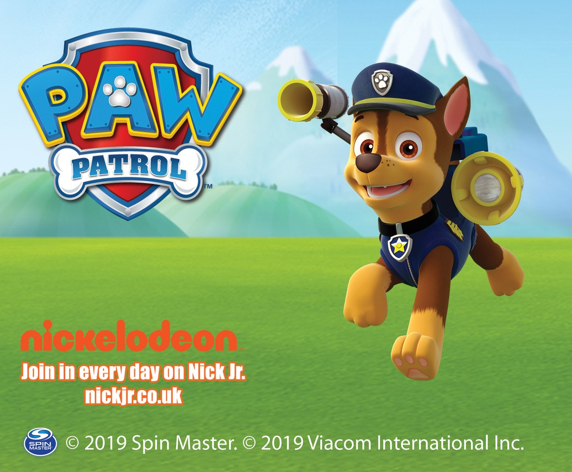 Come and see PAW Patrol hero at Sand le Mere Toddler Break ...